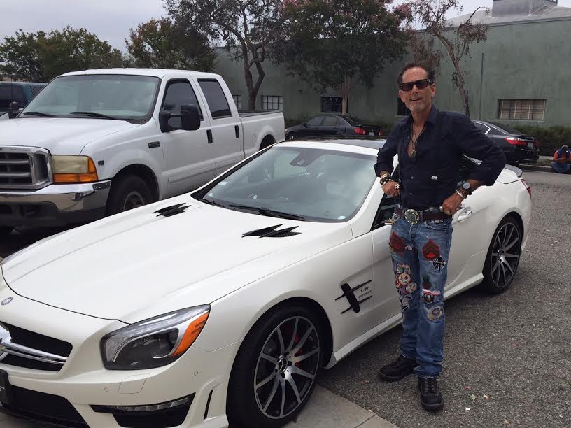 Mitch of santa monica cars to the stars for Mercedes benz of santa monica